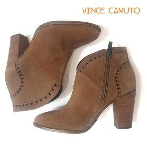 Vince Camuto | Fritan Camel Brown Bootie